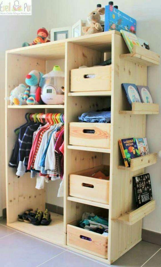 Ideas decorar una habitacion infantil pequena 13 - Organizar habitacion infantil ...