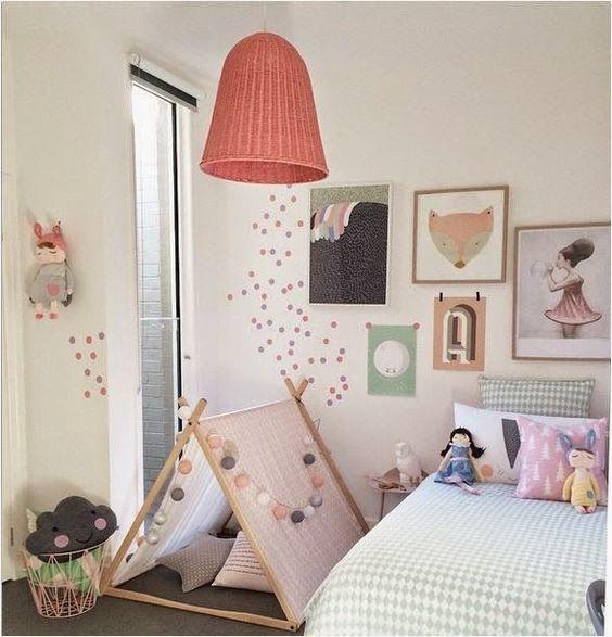 ideas para decorar una habitacion infantil pequea