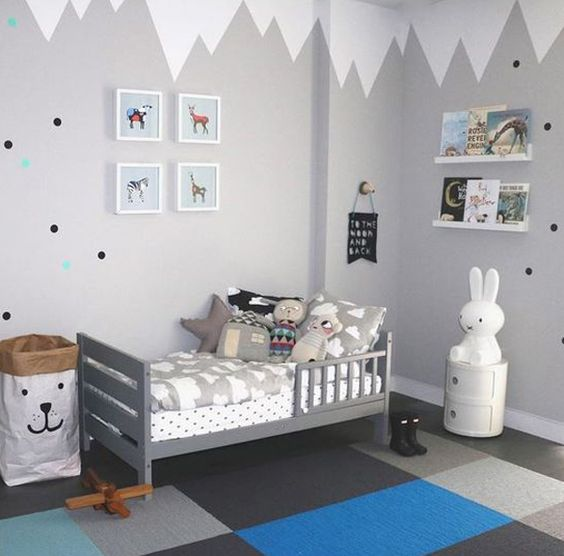 Ideas para decorar una habitacion infantil peque a for Ideas para decorar habitacion infantil