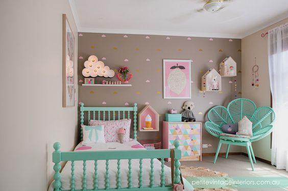 Ideas para decorar una habitacion infantil peque a - Como decorar una habitacion infantil ...