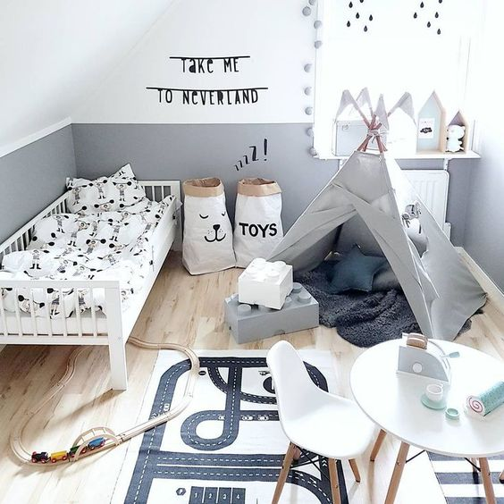 Ideas decorar una habitacion infantil pequena 22 for Como organizar una casa pequena