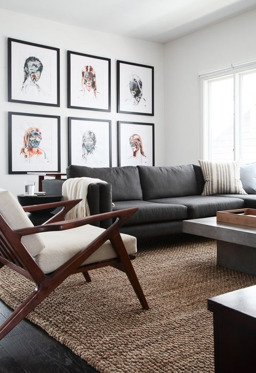 Modern ideas to decorate a living room