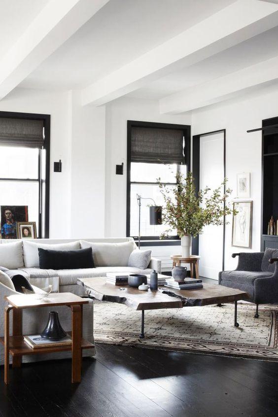 Ideas modernas decorar una sala estar 8 decoracion de for Organizar una sala de estar