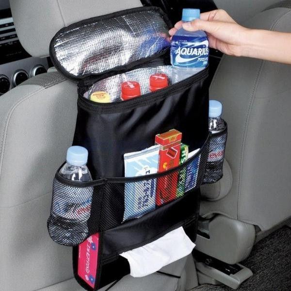 Ideas de organización para el auto