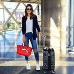 Mira como vestir cuando vas a viajar