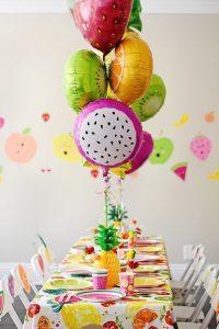 Motivos para cumpleaños de 2 años niña
