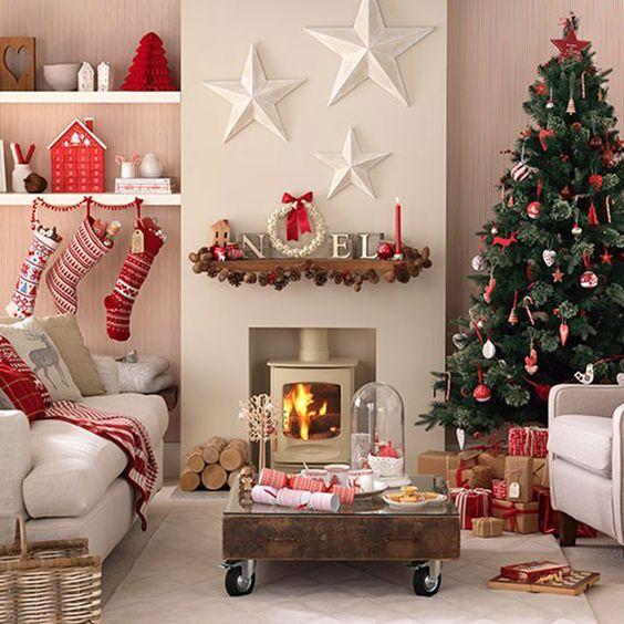 Navidad 2019 tendencias en decoraci n for Decoracion navidad 2017 tendencias