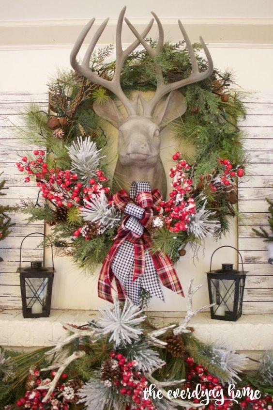 Navidad 2019 tendencias decoracion 22 como organizar for Decoracion navidad 2017 tendencias