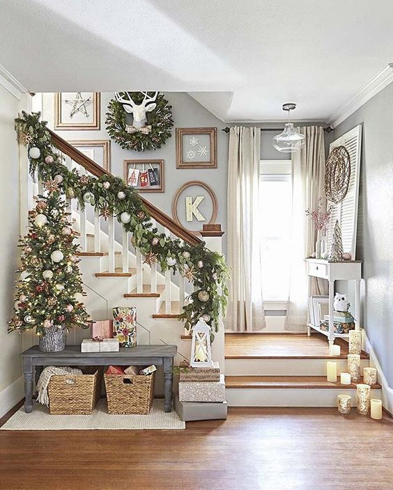 Navidad 2019 2020 tendencias en decoraci n navide a - Cosy home deko ...