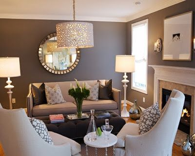 what accessories are used to decorate small rooms