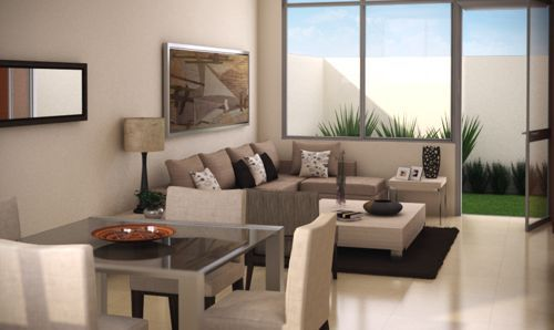 What do I need to do exactly to decorate my living room?