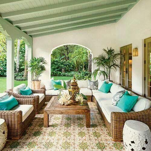 Salas para decorar terrazas for Decoracion terrazas modernas