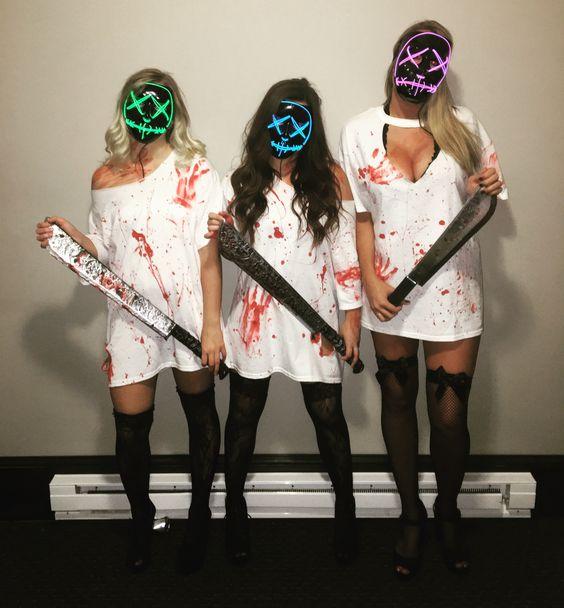 Disfraz de halloween para mujer