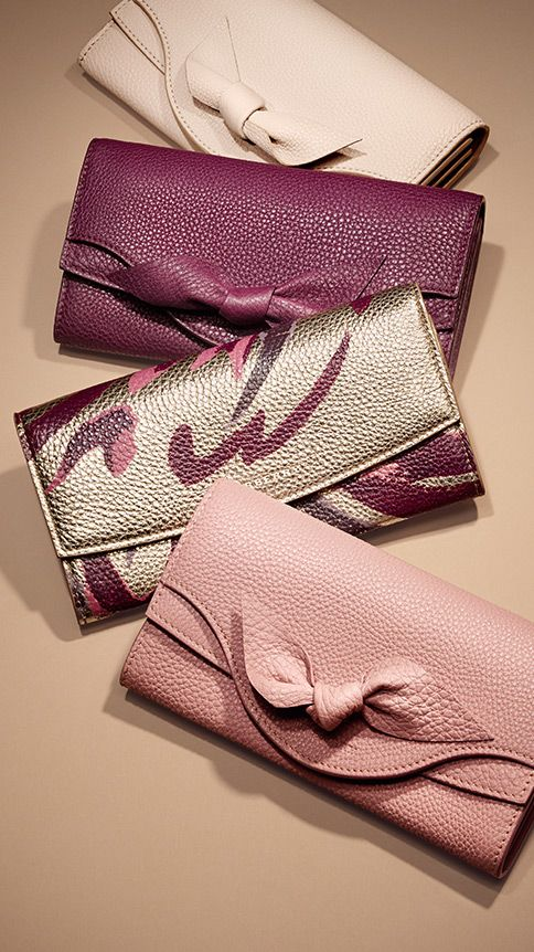 59a6b6e9421 Tendencias en billeteras para mujeres rosas