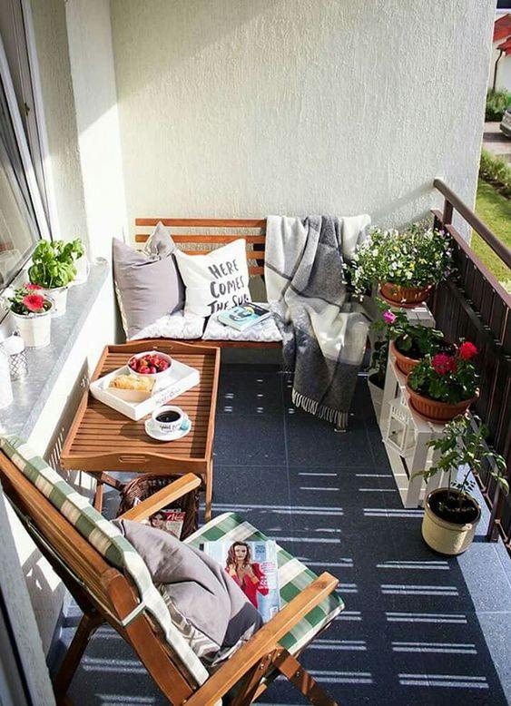 terrazas pequeñas modernas 2019