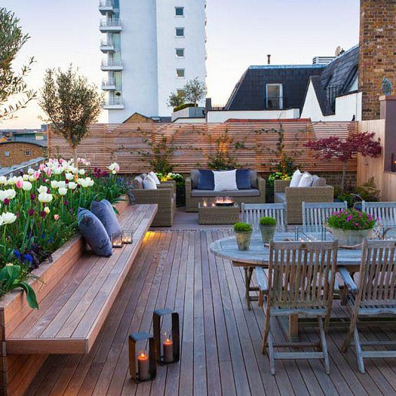 tipos de salas para terrazas