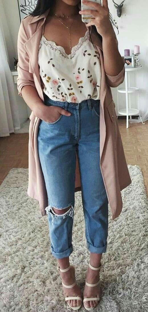 10 Outfits Casuales que estaru00e1n de Moda este otou00f1o-invierno 2017-2018