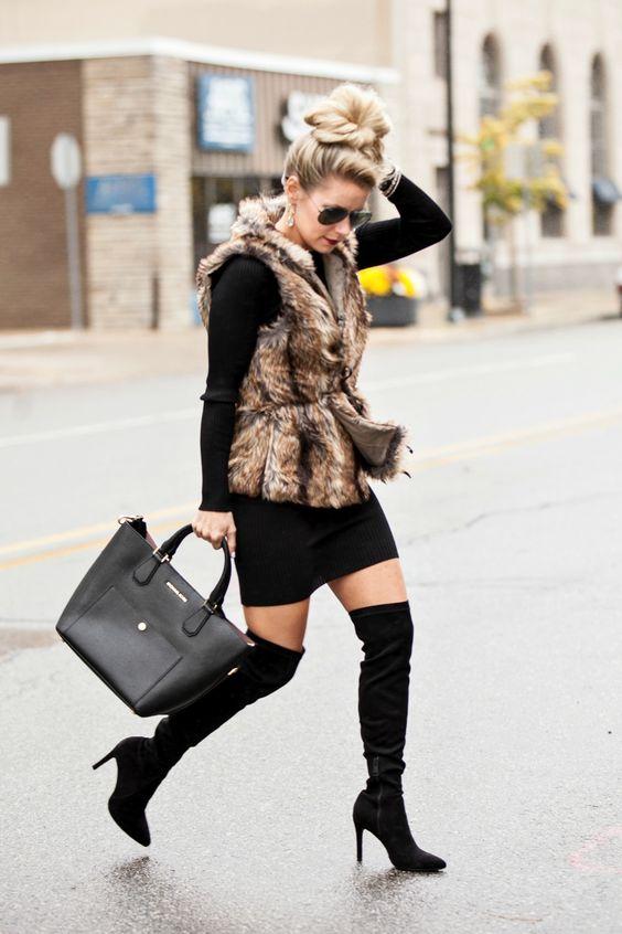 10 Outfits Casuales que estaru00e1n de Moda este otou00f1o-invierno 2017-2018 | Decoracion de interiores ...