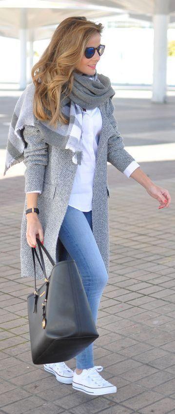 10 outfits casuales que estar n de moda este oto o for Decoracion otono invierno 2017