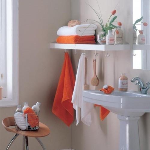 13 Ideas Sencillas para Organizar el Baño