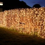 25 alternativas con las que podemos usar luces navideñas