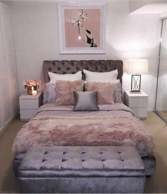 Añade velas a la decoración de tu habitación