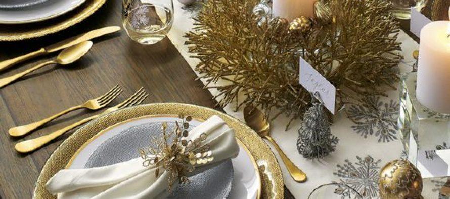 Como Poner una Mesa en Navidad… ¡Paso a paso!