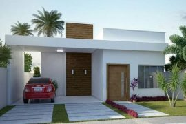 Ideas con Planos para Construir Casas Pequeñas de 86 m2