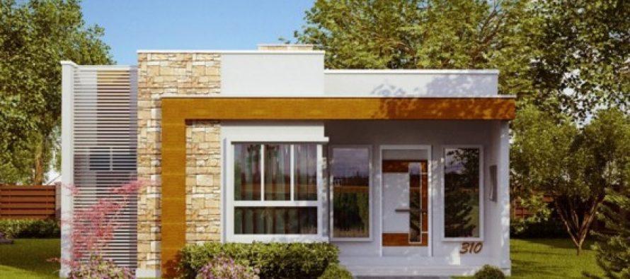 Ideas para Construir una casa Pequeña de 70 metros Cuadrados con 3 Recámaras
