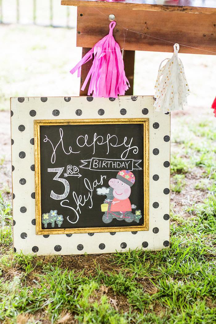 Ideas para Decorar una Fiesta de Peppa Pig