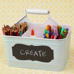 Ideas para Organizar el área de Tareas escolares De los Niños en Casa