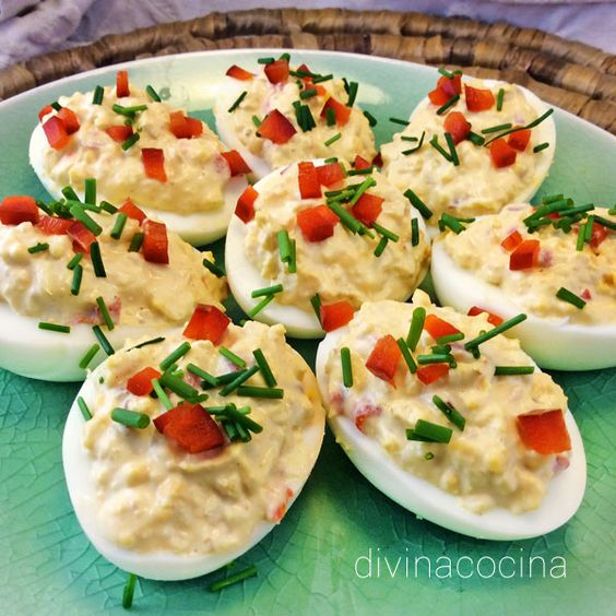 ¡Menú de la Dieta del Huevo Cocido!