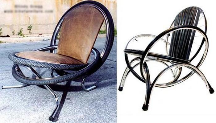 Muebles bricolaje de neumaticos reciclados que - Hacer bricolaje en casa ...