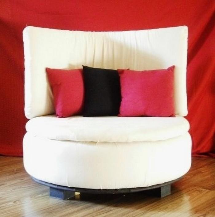 Muebles bricolaje de neum ticos reciclados que puedes - Hacer bricolaje en casa ...