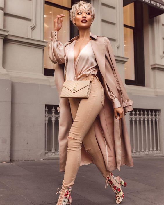 Outfits Llenos de Estilo para Mujeres de 25 años