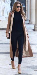 Outfits con abrigos