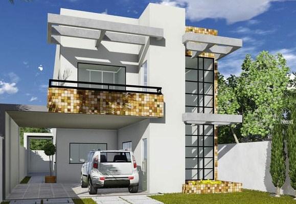 Planos para una casa de 2 plantas de 80x20 decoracion for Casa minimalista 10 x 20