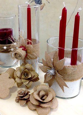 Adornos navidenos 2019 2020 23 como organizar la - Cosas navidenas para hacer en casa faciles ...