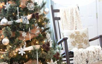 Decora con Fotografías tu Árbol de Navidad ¡Son Tendencia!