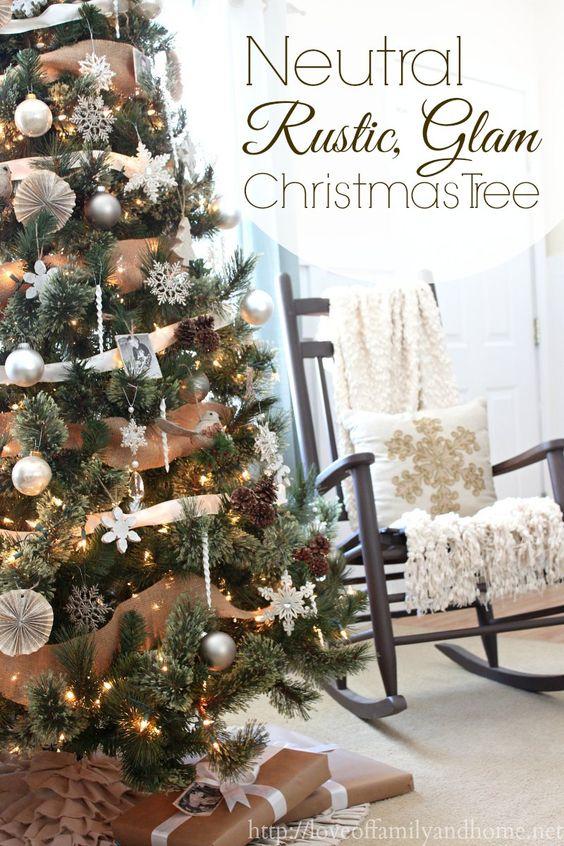 Decora con Fotografías tu Árbol de Navidad