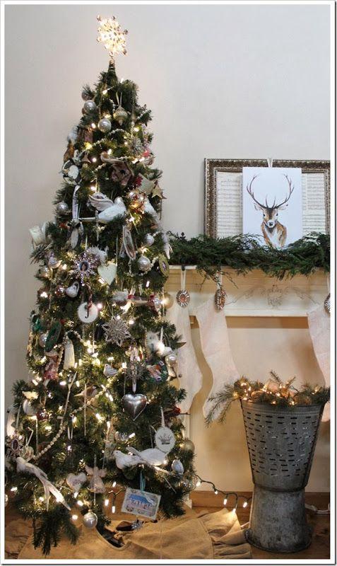 Ideas para decorar árboles de navidad modernos