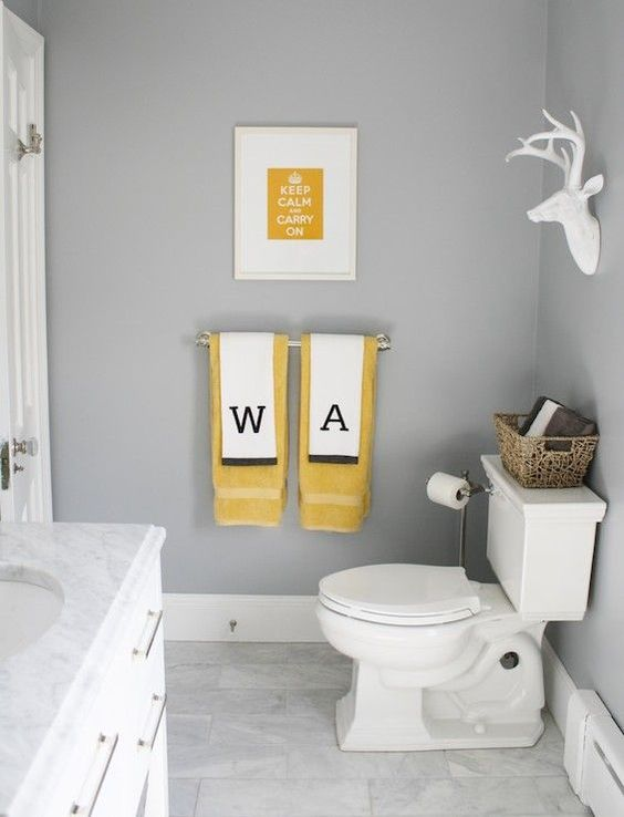 Ideas de decoración para baños