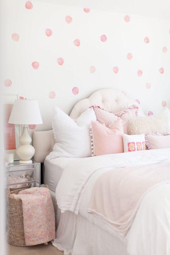 Cabeceras habitaciones infantiles nina 1 for Decoracion de la habitacion de nina rosa