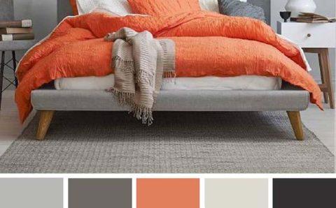 Como decorar tu casa con color naranja