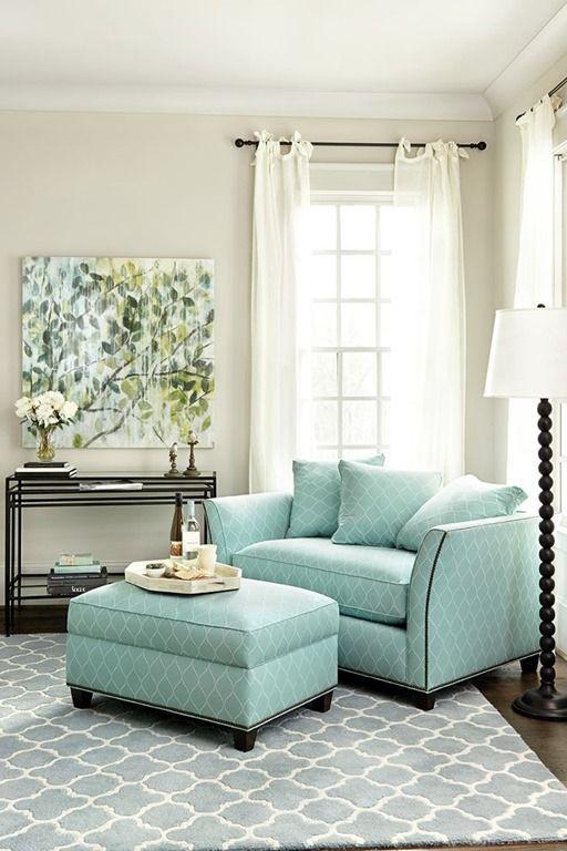 Arfombras para decorar salas de estar