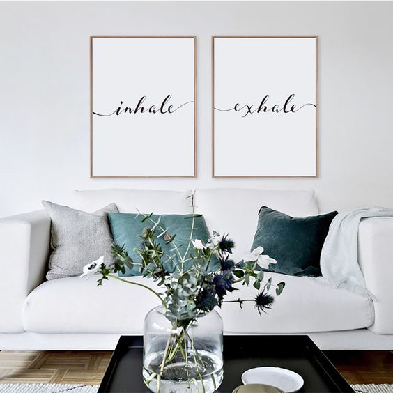 Decoración de interiores minimalista