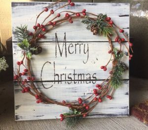 Decoración de navidad 2017