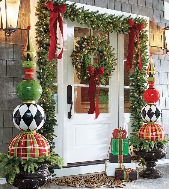 Decoraciones navidenas 2019 la puerta casa 15 como for Decoraciones navidenas para la casa