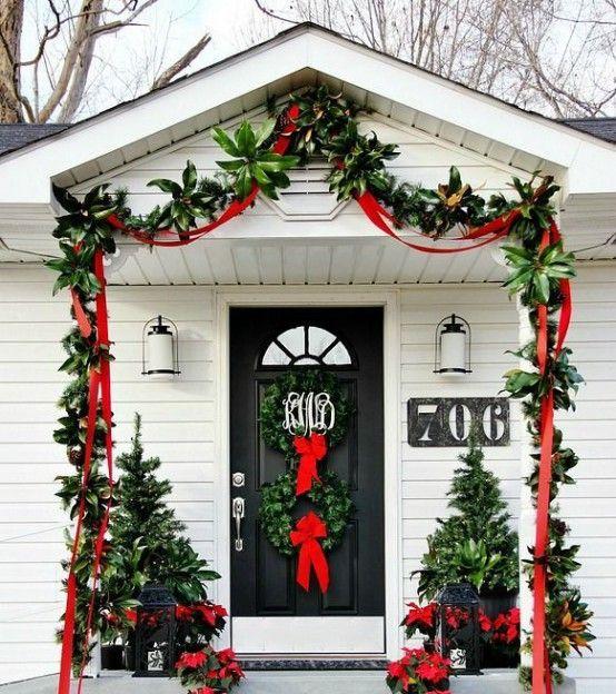 Decoraciones navidenas 2017 la puerta casa 16 - Decoraciones para la casa ...