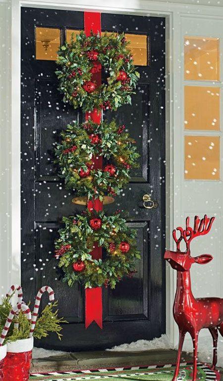Decoraciones navidenas 2017 la puerta casa 6 for Decoraciones navidenas 2016 para puertas